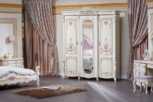 Шкаф в спальню Венеция Классик - Мебельная фабрика «Арида»