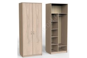 Шкаф Вектор Ш2 Глубокий (800) - Мебельная фабрика «Алтай-Командор»