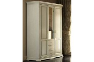 Шкаф Верде 3х створчатый - Мебельная фабрика «Верба-Мебель»