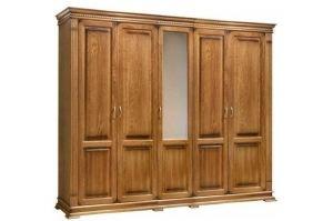 Шкаф Верде 5 створчатый - Мебельная фабрика «Верба-Мебель»