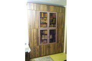 Шкаф витрина 19 04 1 - Мебельная фабрика «Святогор Мебель»