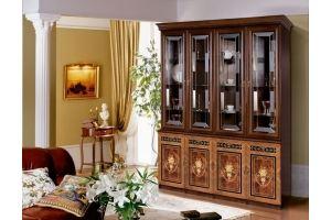 Шкаф-витрина Карина 3 5 - Мебельная фабрика «Ярцево»