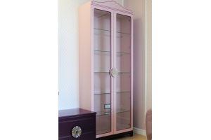 Шкаф витрина МДФ R010 - Мебельная фабрика «Blessed-Home»