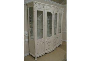 Шкаф-витрина Monro - Импортёр мебели «Carvelli»