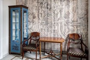 Шкаф-витрина одностворчатый - Мебельная фабрика «ARVA»