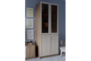 Шкаф-витрина  Ш 09 - Мебельная фабрика «Милайн»