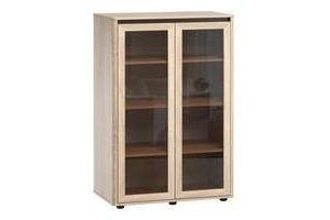 Шкаф-витрина Тампере-2-132 - Мебельная фабрика «Woodcraft»
