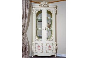Шкаф-витрина Венеция Классик - Мебельная фабрика «Арида»