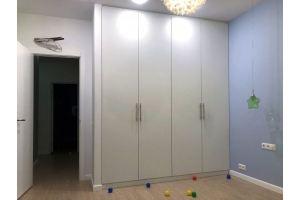 Шкаф встроенный для детской комнаты - Мебельная фабрика «Красивый Дом»