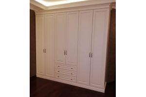 Шкаф встроенный распашной - Мебельная фабрика «Элит-Гранд»