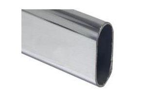 Штанга 30 х 15 3,0м сталь, овальная, хром - Оптовый поставщик комплектующих «МФ-КОМПЛЕКТ»