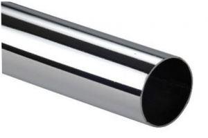 Штанга труба К. хром Арт.13245 - Оптовый поставщик комплектующих «СБК»