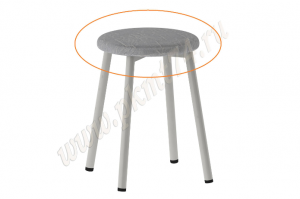 Сиденье мягкое для табурета - Оптовый поставщик комплектующих «Мебельные технологии»