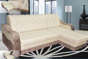 Диван Симбирцит ттх140 с оттоманкой - Мебельная фабрика «Категория»
