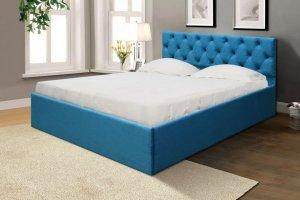 Синяя кровать - Мебельная фабрика «Актив М»