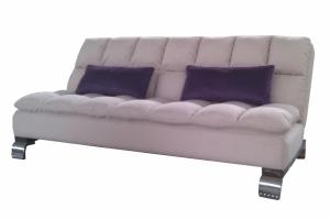 Сиреневый диван книжка - Мебельная фабрика «Viktoria»