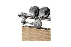 Система Exterus для деревянных дверей - Оптовый поставщик комплектующих «Фаворито»