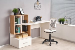 Стол компьютерный СК ЛДСП 001 - Мебельная фабрика «МИКС»
