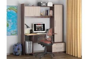 Стол компьютерный СК ЛДСП 006 - Мебельная фабрика «МИКС»