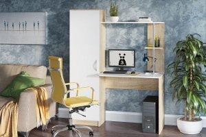 Стол компьютерный СК ЛДСП 007 - Мебельная фабрика «МИКС»