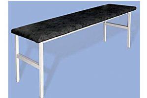 Скамья без спинки Лазурит - Мебельная фабрика «Металл Мебель»