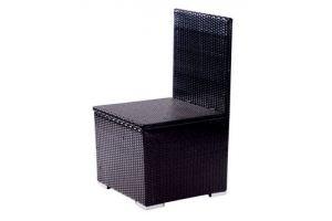 Скамья малая с ящиком Quardo - Мебельная фабрика «Dome»