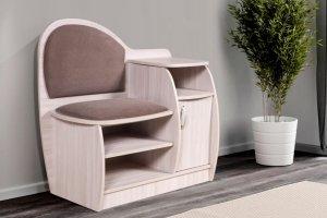 Скамья обувница ВА 012 7 - Мебельная фабрика «Мебель-класс»