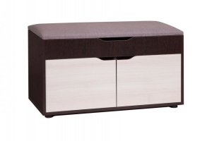 Скамья обувница ВА 012 9 - Мебельная фабрика «Мебель-класс»