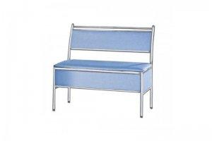 Скамья с ящиком - Мебельная фабрика «Полли»