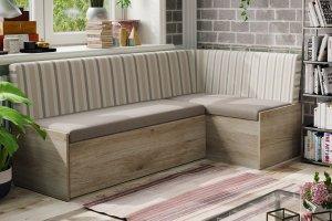 Скамья со спальным местом Париж - Мебельная фабрика «ТриЯ»