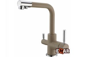 Смеситель гранитный EMAR EC-3003 - Оптовый поставщик комплектующих «Емар»