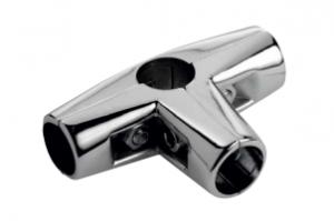 Соединитель для четырех труб GT7 - Оптовый поставщик комплектующих «Южный Скобяной Двор»