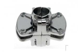 Соединитель для трубы и двух панелей двухсторонний GP81 - Оптовый поставщик комплектующих «Южный Скобяной Двор»