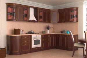 Угловая кухня София - Мебельная фабрика «Алмаз-мебель»