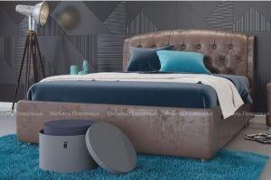 Кровать мягкая Софья - Мебельная фабрика «Мебель Поволжья»