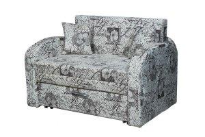 Мини диван Соло Графика - Мебельная фабрика «Скорпион»