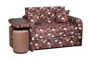 Мини диван Соло со столиком - Мебельная фабрика «Скорпион»