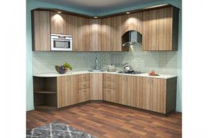 Кухня с фасадами ЛДСП - Мебельная фабрика «ПИЛИГРИМ»