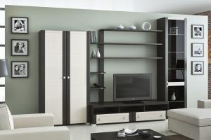 Современная гостиная - Мебельная фабрика «Мебельная мастерская»