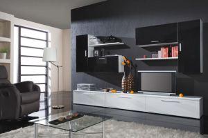 Современная гостиная - Мебельная фабрика «SaEn»