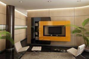 Современная гостиная - Мебельная фабрика «Анонс»