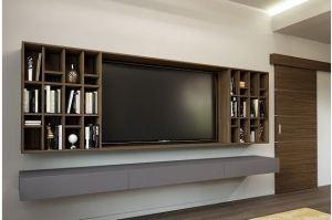 Современная гостиная Амбито - Мебельная фабрика «Астмебель»