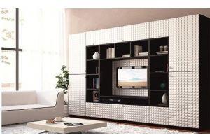 Современная гостиная Белла - Мебельная фабрика «Мир Нестандарта»