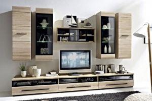 Современная гостиная Кения 3 - Мебельная фабрика «Центурион 99»
