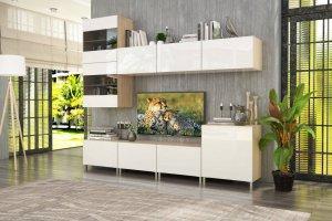 Современная гостиная Прато - Мебельная фабрика «Столлайн»