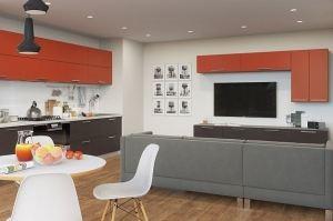 Современная гостиная Сантина - Мебельная фабрика «Zetta»