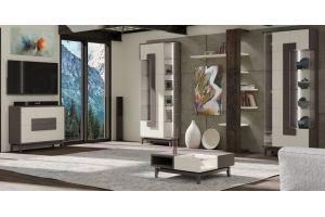 Современная гостиная Сканди 2 - Мебельная фабрика «Рось»
