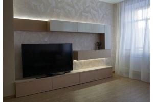 Современная гостиная стенка - Мебельная фабрика «Интерьер»