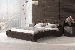 Современная кровать Milano - Мебельная фабрика «Family»