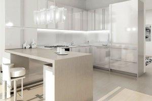 Современная кухня 010 - Мебельная фабрика «МЕБЕЛИАНА»